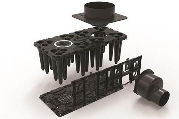 Esővíztechnika Webáruház - WAVIN Aquacell NG elemes szikkasztó rendszer