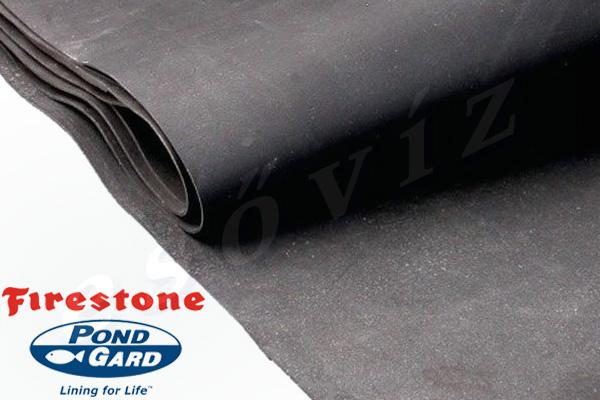Esővíztechnika Webáruház - Firestone Firestone EPDM gumi tófólia