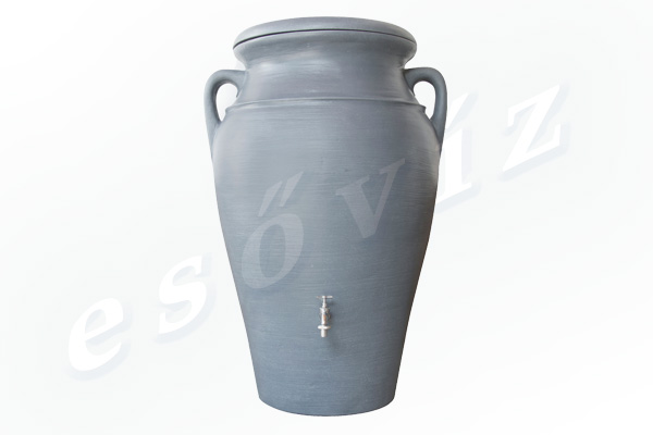 Esővíz Webáruház - PREMIERTECH AQUA Helena Antracit 300L esővíztartály